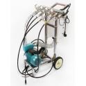 Elektryczna pompa iniekcyjna do przepon poziomych